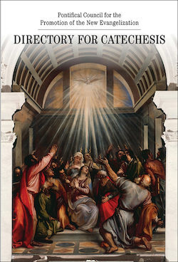 Cover photo on Directory is a painting of Pentecost.