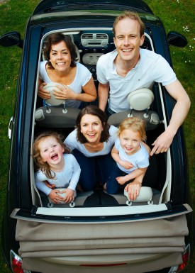 Big Family, Small Car