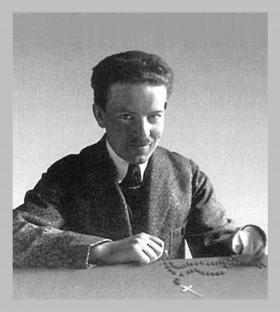1940 photo of Jan Tyranowski