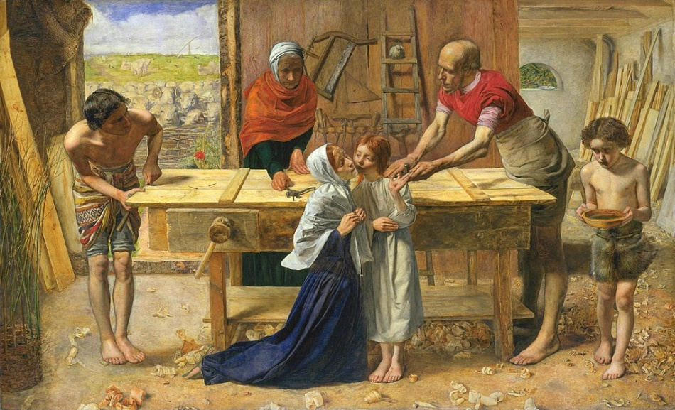 John Everett Millais, Public domain, via Wikimedia Commons