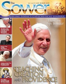 Teaching Creation & Providence-April issue of The Sower