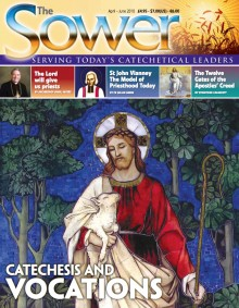 Cachesis and Vocations-April 2010 issue of The Sower