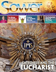 Catechsis on the Eucharist-Jan 2010 issue of The Sower