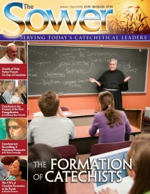 January 2014 Sower Cover the formation of catechists