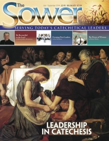 Cover to July 2014 issue of The Sower