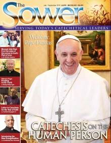 Catechesis on the Human Person-July 2013 issue of The Sower