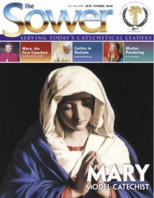 Mary Model Catechist-Oct 2009 issue of The Sower