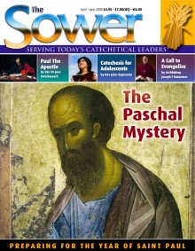 The Paschal Mystery-April 2008 issue of The Sower