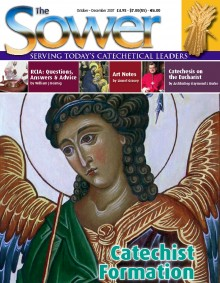 Catechist Formation-October 2007 issue of The Sower