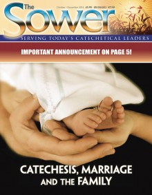 Cover of The Sower October 2014 issue
