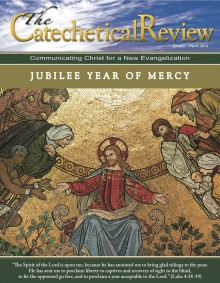 Cover of Catechetical Review Year of Mercy issue