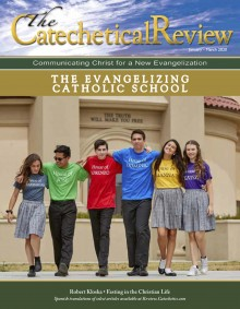 Cover of the January 2020 issue of The Catechetical Review