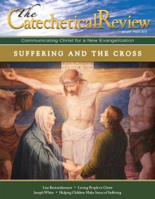 Cover image of the January 2018 issue of the Catechetical Review