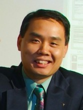 Head shot of Eugene Gan