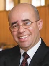 Head shot photo of Doctor Hoffman Ospino of Boston College