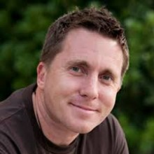 Head shot of Jason Evert