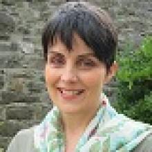 Head shot photo of Maria O'Shea