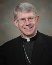 Head shot photo of Bishop R. Daniel Conlon